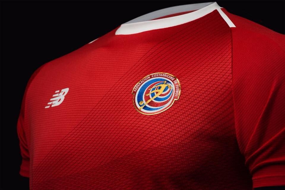 Costa Rica tiene la séptima camiseta más cara del mundial