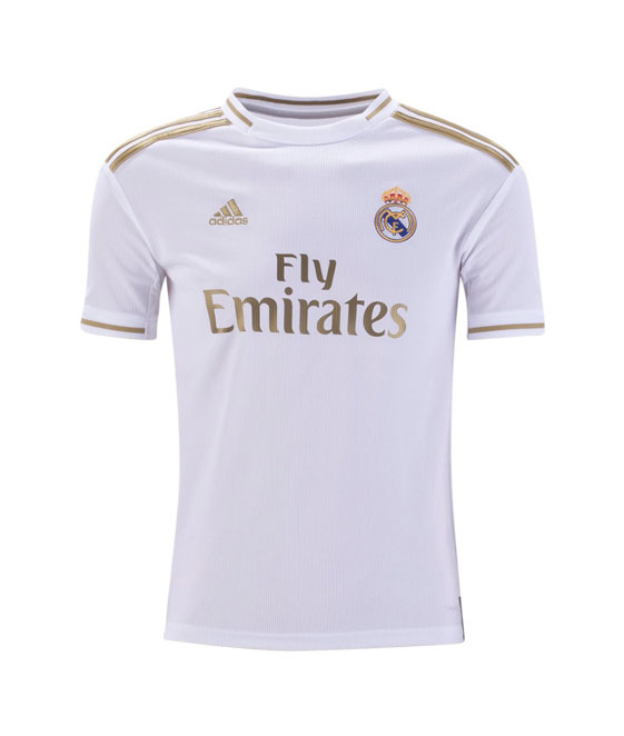 Conjunto Local Niños 2019-20 (Climalite) Real Madrid CF