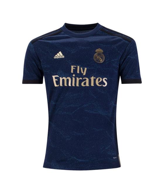 Conjunto Visitante Niños 2019-20 (Climalite) Real Madrid CF